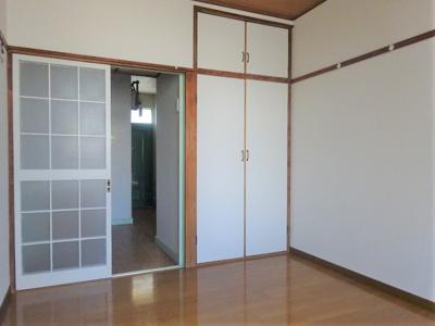 【寝室】STマンション