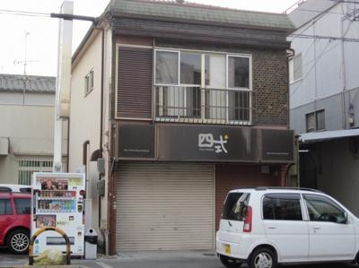 【外観】百舌鳥梅町住付店舗