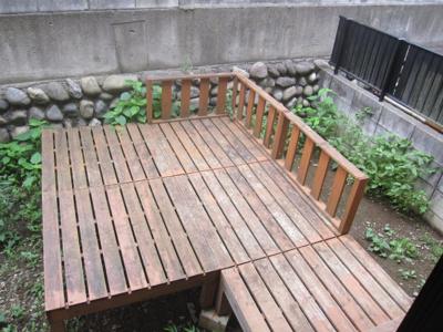 【庭】パークハウス大泉