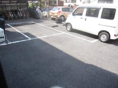 【駐車場】パークハウス大泉