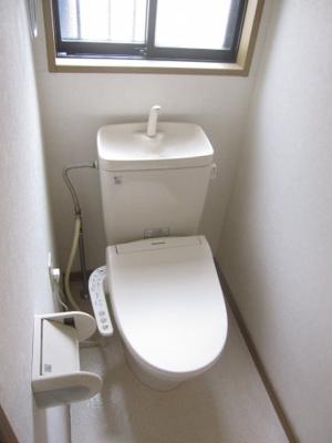 【トイレ】パークハウス大泉