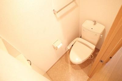 アーバス大手門(1LDK) トイレ