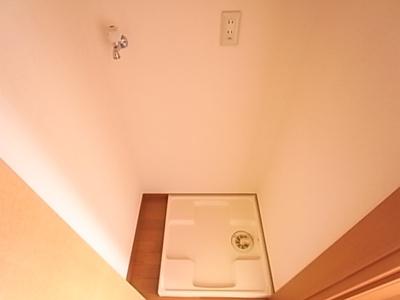 ハイネス大手門(1K) 洗濯機置場