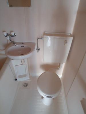 【トイレ】サンパティック須磨