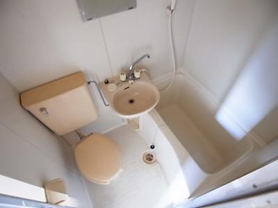 【浴室】ときわ妙法寺レクラン