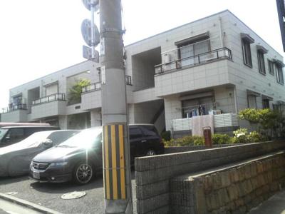 【外観】ハビタ霞ヶ丘