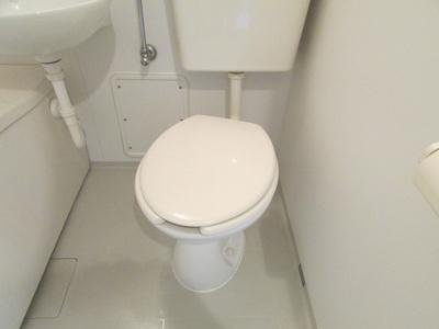 【トイレ】ハイツKTA
