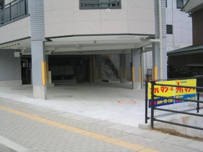 【外観】パシアンKATORI3駐車場