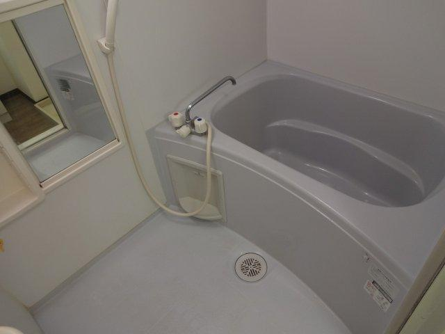 【浴室】ハレルヤハイツ