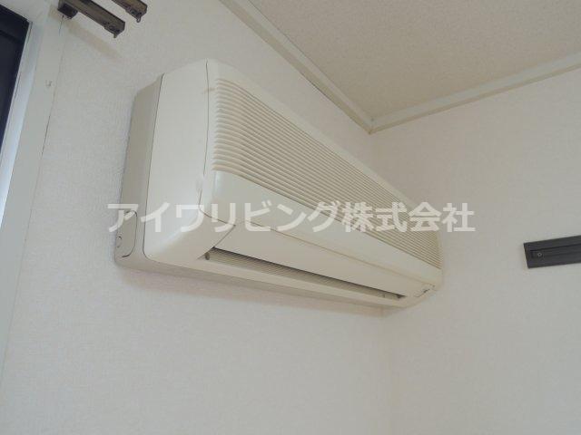 エアコン完備【リーバイスハイツⅠ】