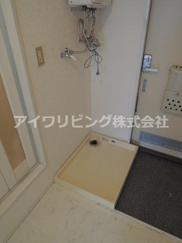 室内洗濯機置場【リーバイスハイツⅠ】