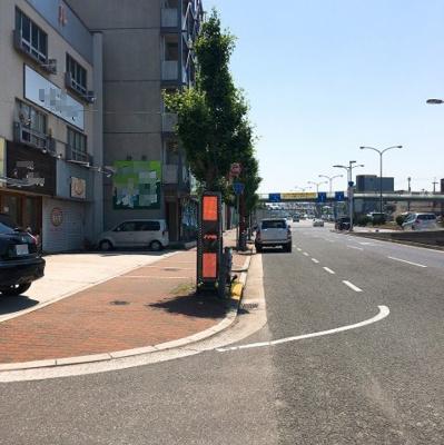 【周辺】駐車スペースあり居ぬき店舗 1階 向かって左から2番目