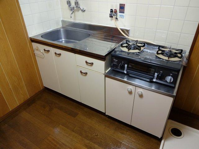 【キッチン】オークハイツ