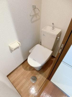 【トイレ】テリトワールSATO壱号館