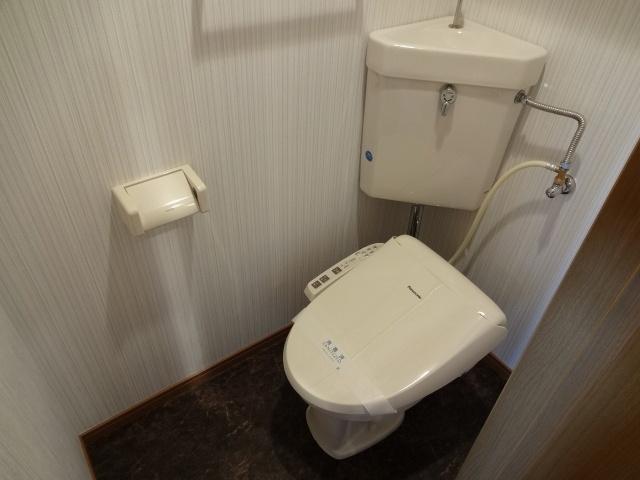 【トイレ】第2コーポ平野
