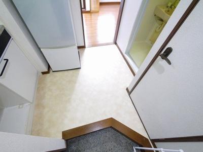 【玄関】ディアコートヨシムラ