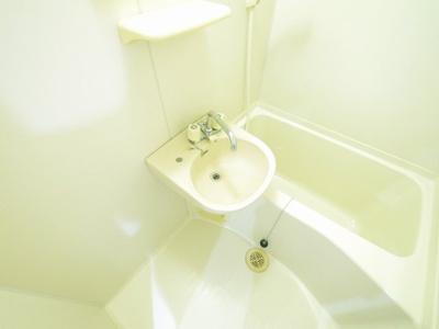【洗面所】ディアコートヨシムラ