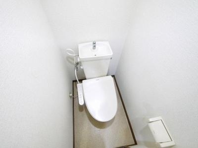 【トイレ】ディアコートヨシムラ