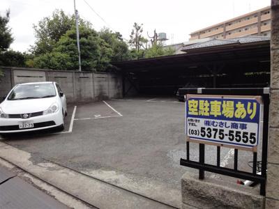 【外観】小宮駐車場