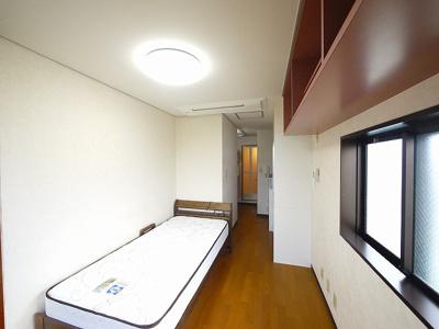 【寝室】ナカタニマンション