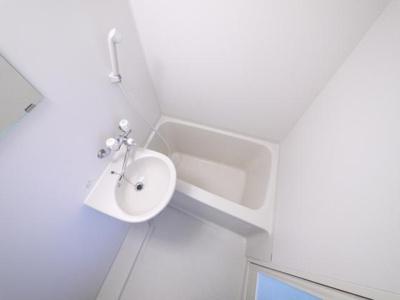 【浴室】ナカタニマンション