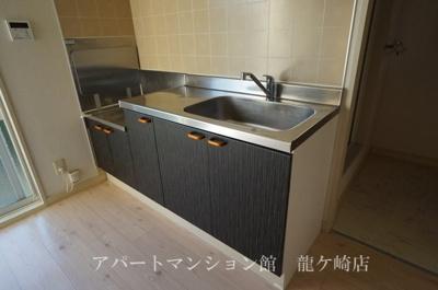 【キッチン】タウンヒル松葉O棟