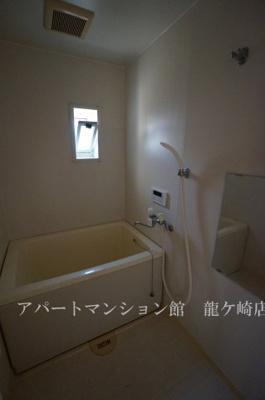 【浴室】タウンヒル松葉O棟