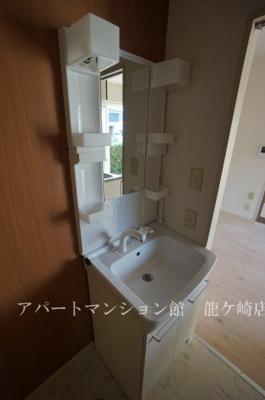 【独立洗面台】タウンヒル松葉O棟