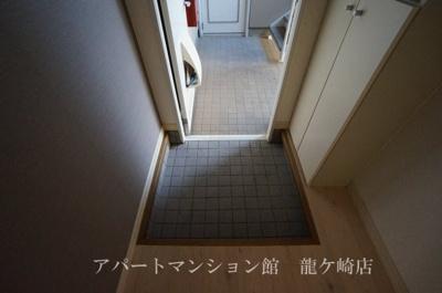 【玄関】タウンヒル松葉O棟
