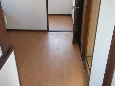 【エントランス】山田住宅 貸家