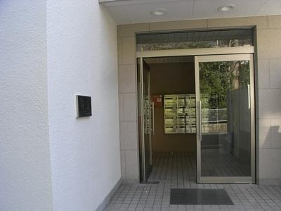 【エントランス】野毛ヒミコマンション