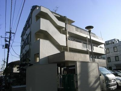 【外観】野毛ヒミコマンション