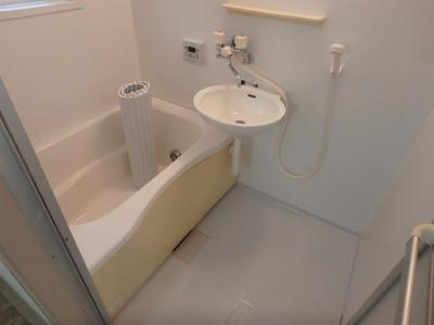 【浴室】高田コーポ