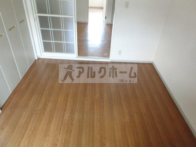 パストラル光(柏原市太平寺・堅下駅) 寝室