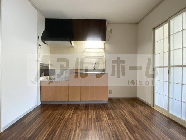 パストラル光(柏原市太平寺・堅下駅) キッチン