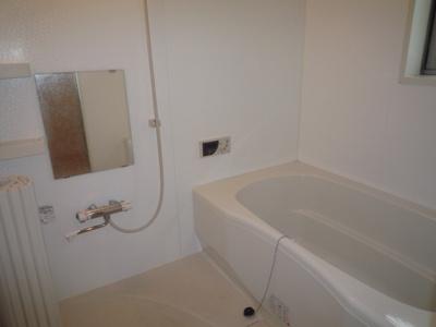 【浴室】ラルーナ