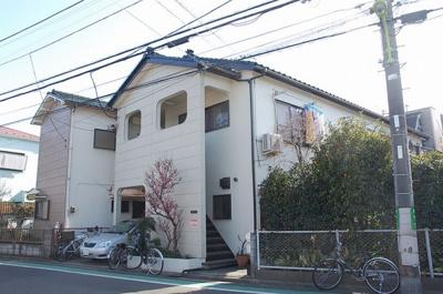 【外観】八幡山ハイム