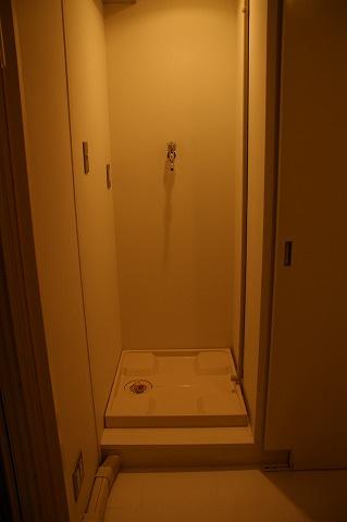 デザイナーズWANARI(わなり) 室内洗濯機置き場