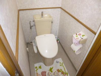【トイレ】加藤マンション