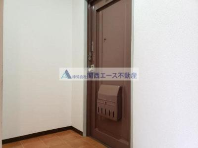 【玄関】リバーサイド1号館