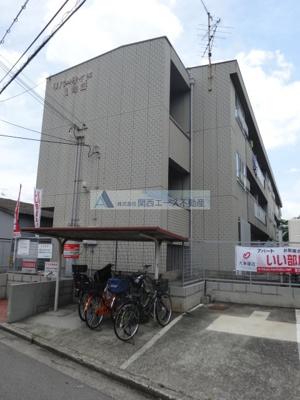 【周辺】リバーサイド1号館