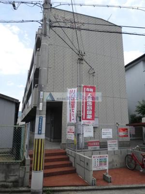 【エントランス】リバーサイド1号館