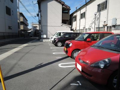【駐車場】ステラ