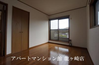 【寝室】河内長竿貸家