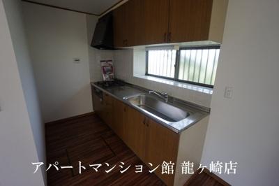 【キッチン】河内長竿貸家