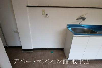 【浴室】ヴィラ取手