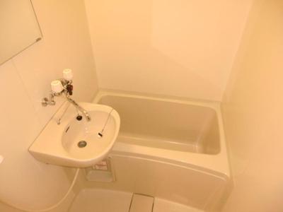 【浴室】レオパレス武庫之荘