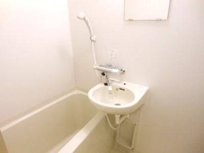 【浴室】レオパレス曙
