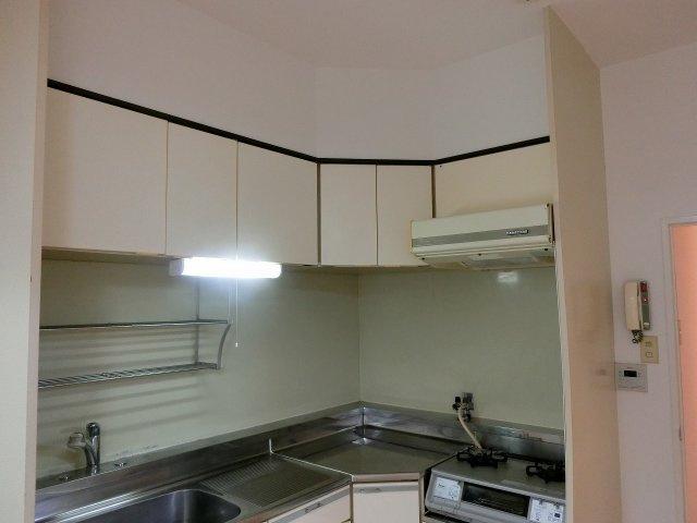 メゾン・ドュ・ポルテマイヨ(柏原市太平寺) キッチン