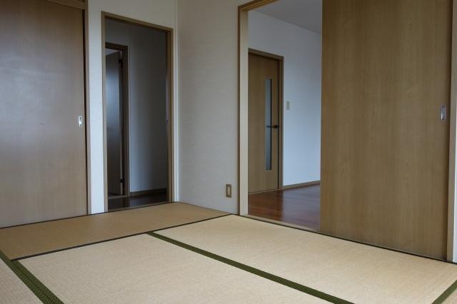 サンライフアオキ3 和室